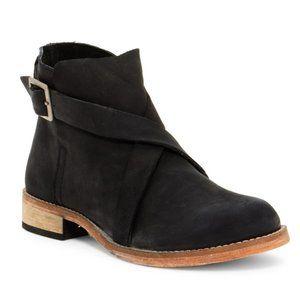 Free People Las Palmas Suede Ankle Boots Sz 40